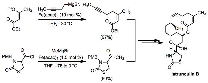 iron-catalyzed cross-coupling