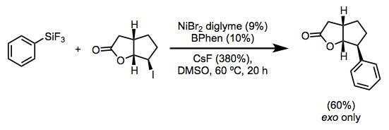 competitive nucleophiles Benzenesulfonate may be viewed as two competitive nucleophilic reactions: (a)  external nucleophilic attack by the hydroxylic solvent, acetic acid (43) , which.