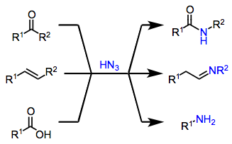 Schmidt reaction (2) - Organic Reactions Wiki