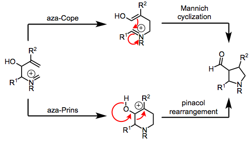 Alkene metathesis mechanism